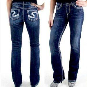 Silver Jeans Natsuki Boot Cut Stretch Jeans
